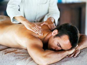 Лечебный массаж в Москве